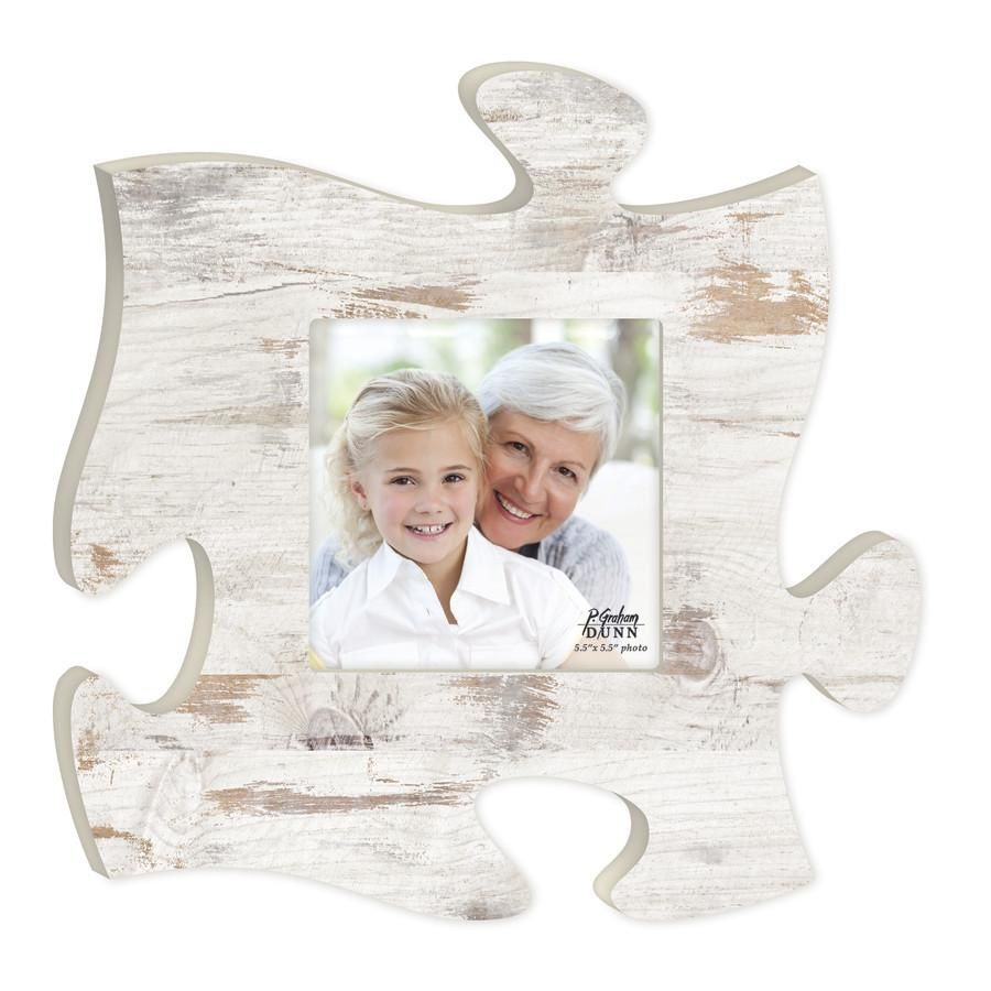A Puzzle Photo Frame | Products | Pinterest | Classic picture frames ...