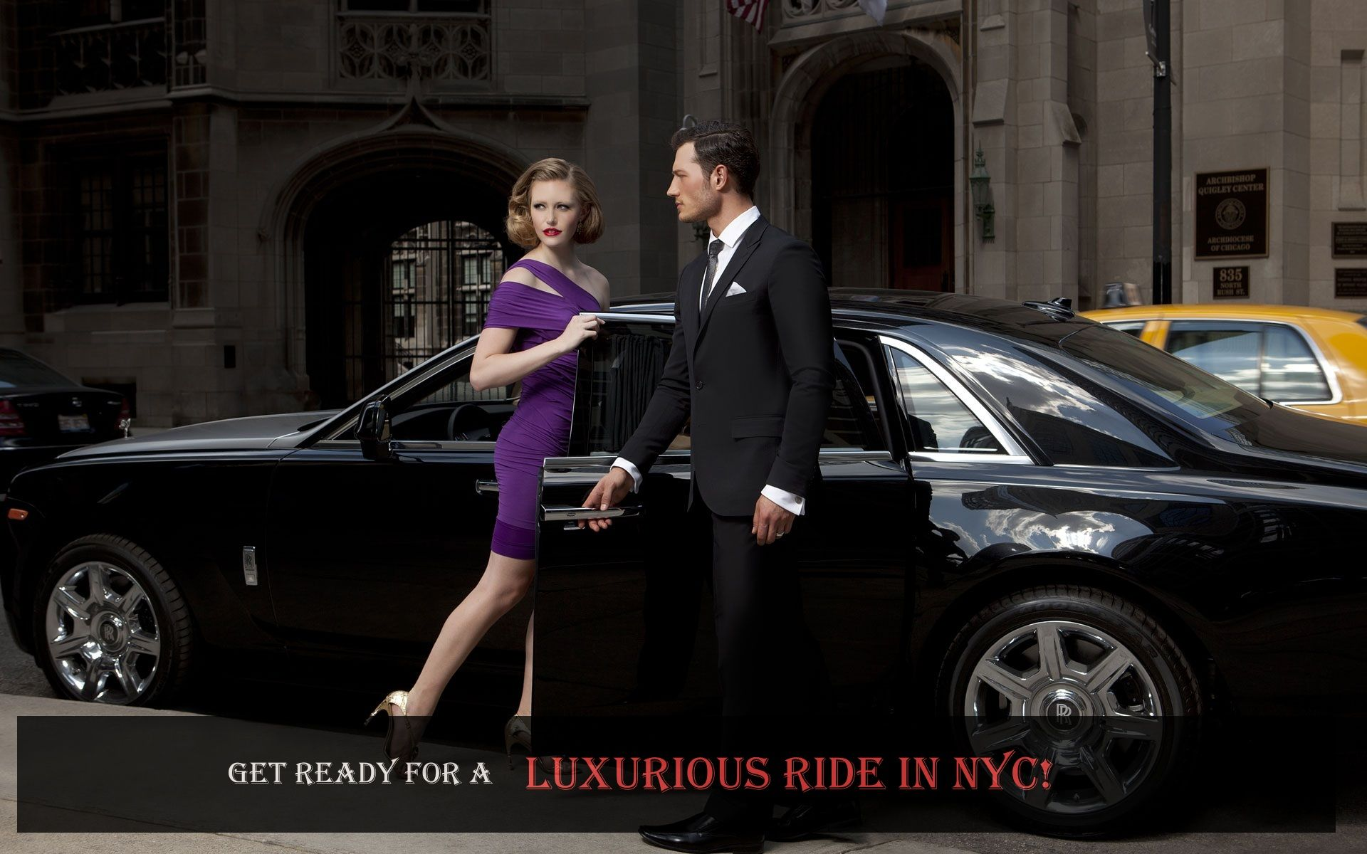 Pin On Limo Service Nyc
