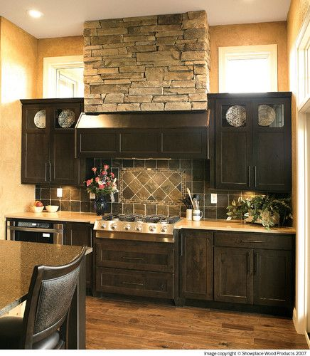 Natural Knotty Pine Kitchen Cabinets: Knotty Alder Kitchen Cabinets Design, Pictures, Remodel