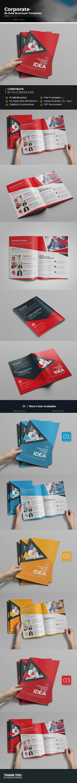 Bi Fold Business Brochure  Business Brochure Brochures And Ai