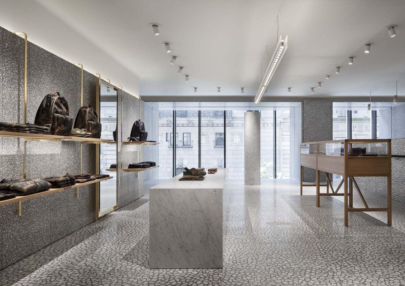 ad56eaa52a2b5 Valentino New York Opened | Store | Retail design, Valentino store ...