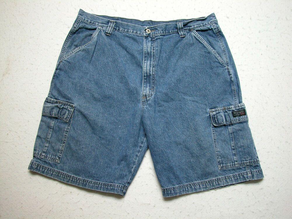 d0159884 Arizona Jean Co Brown Camo Men's Cargo Shorts Size 38 ( Measure 38X12 )