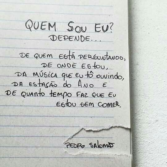 Adorei Regram At Salomaopedro Frases Vida Humor Comportamento