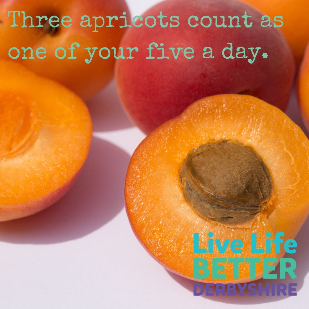 Struggling to get your fiveaday? Get some inspiration at