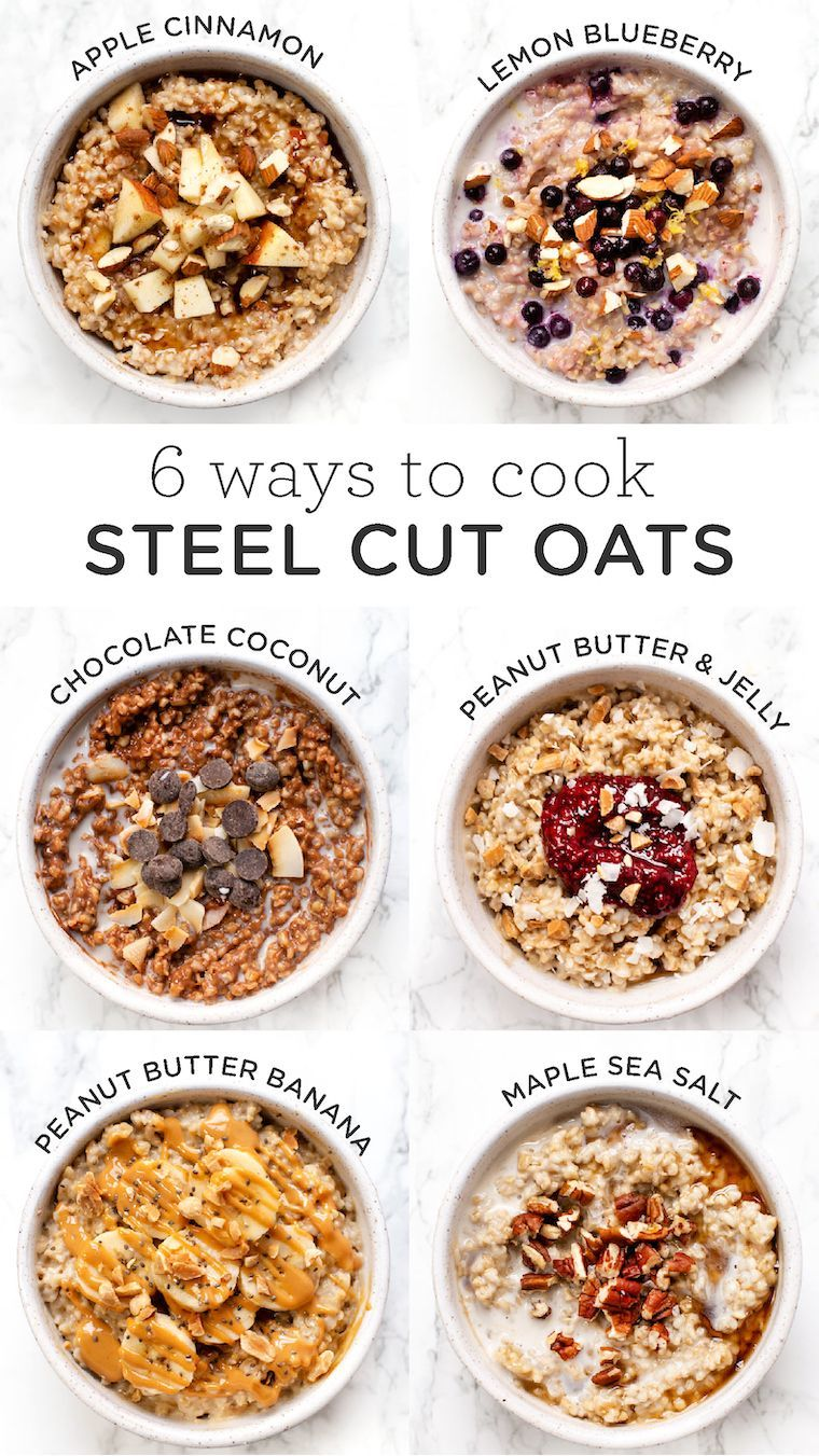 6 Amazing Ways to Cook Steel Cut Oats in the Instant Pot – Simply Quinoa