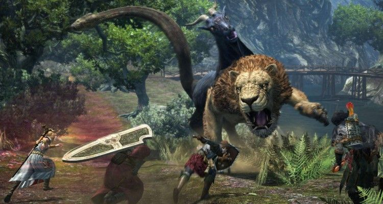 Capcom has no plans to release Dragon's Dogma Online in the