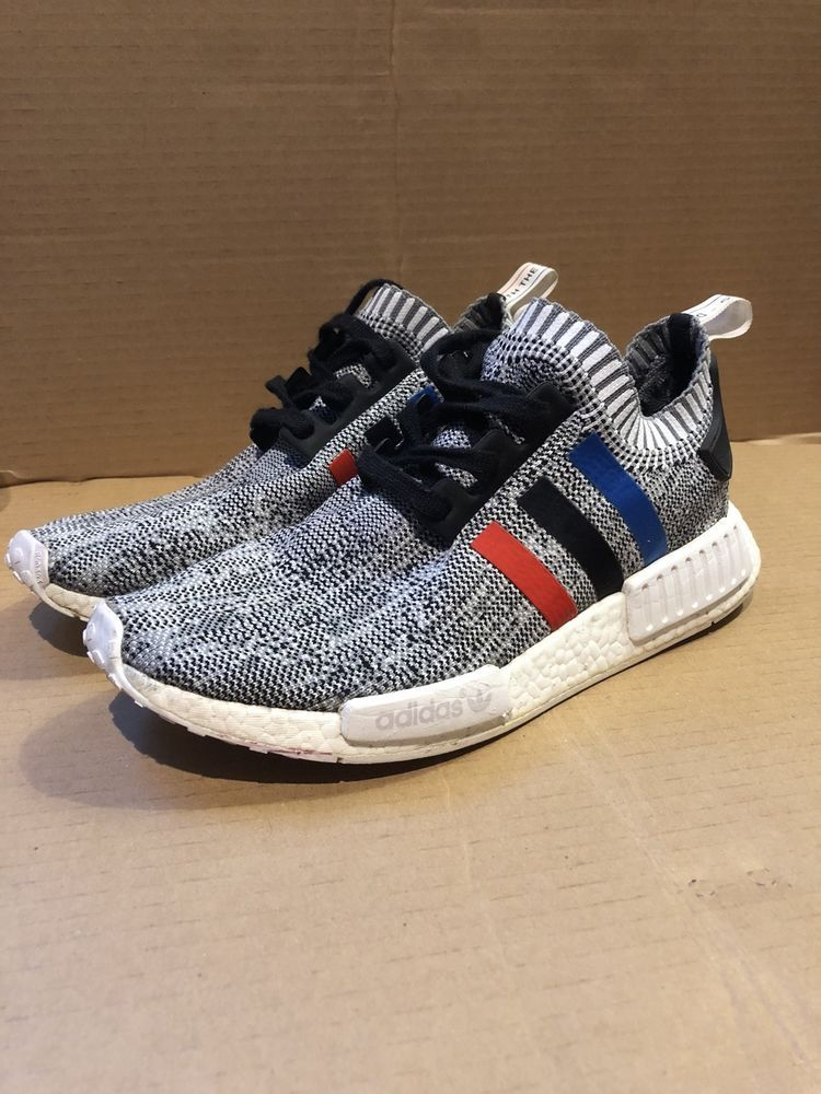 92b5f535a99c2 Adidas NMD R1 PK PrimeKnit Tri Color BB2888 Size 10 #fashion ...
