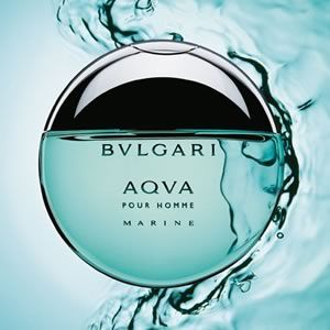 Bulgari Aqua Pour Homme Marine -   Even for women ;)