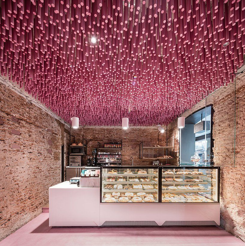 in the heart of alcalá de henares in madrid, local firm ideo arquitectura has r... - #alcala #arquitectura #heart #henares #local #madrid - #ItalianPastries