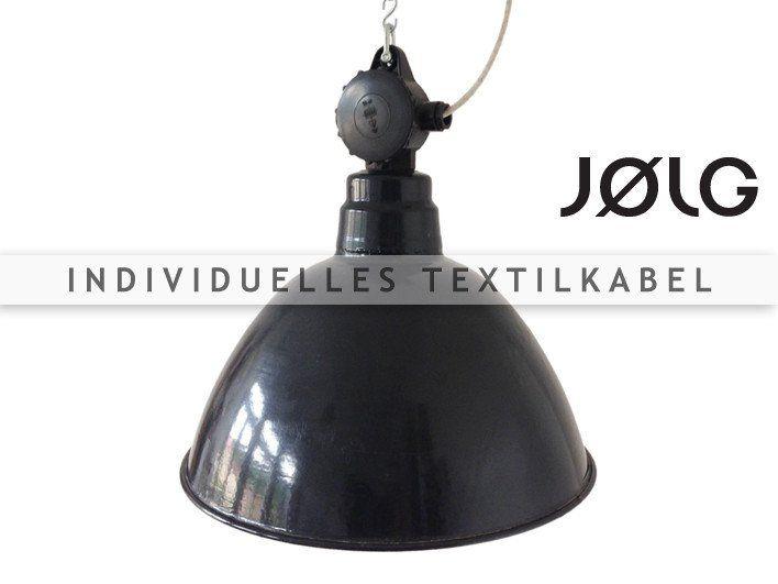 Vintage Deckenlampen Grosse Alte Schwarze Bauhaus Industrielampe