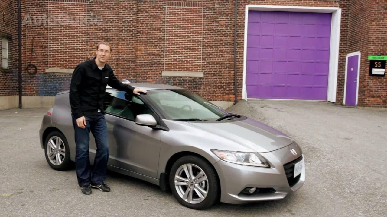 2011 Honda Cr Z Review