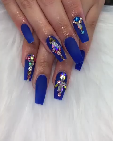 pin gaby mx nails in 2019
