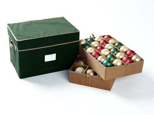 Storage for ledge CoverMates 36-72PC Adjustable Ornament Storage Box 18L x 12W x 12H  sc 1 st  Pinterest & Storage for ledge CoverMates 36-72PC Adjustable Ornament Storage Box ...