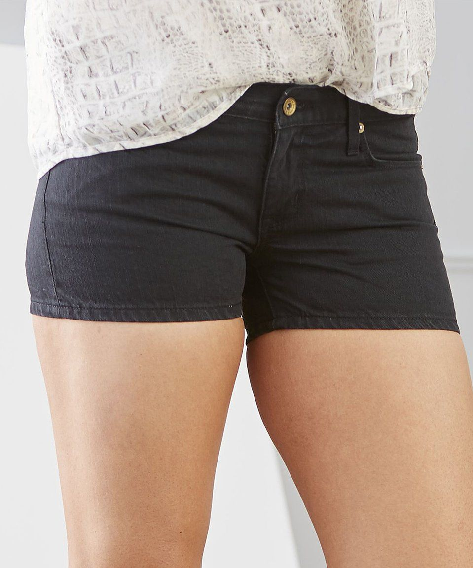 81cd0dbe729 Take a look at this Big Star Denim Summer Black Remy Shorts today ...