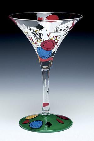 Pokertini Martini Glass By Lolita Lolita 174 Martini