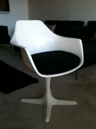 Burke Chair Set (3 Side Chairs + 1 Armchair)   $400 In Denver