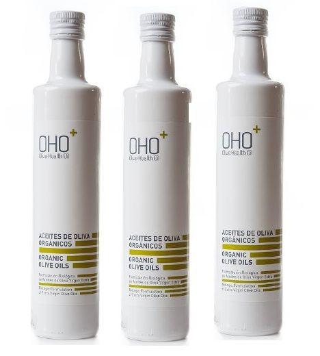 OHO Aceite de Oliva #Farmacia