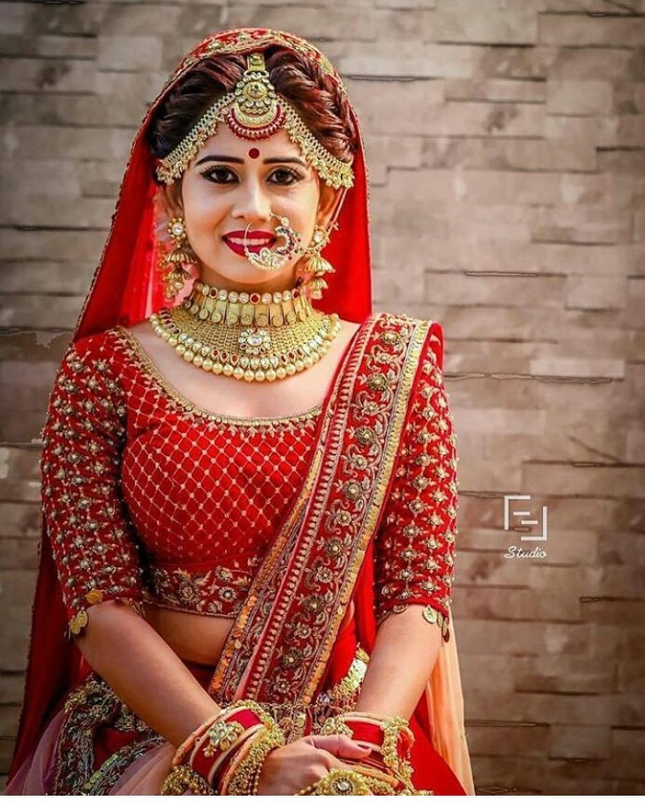 pin by rani on bride in 2019 | indian bridal, indian wedding