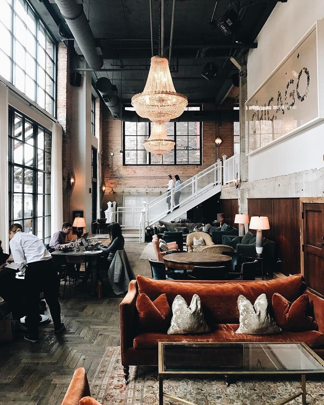 Soho House Chicago    @diannnnneee on Instagram   D E S I ...