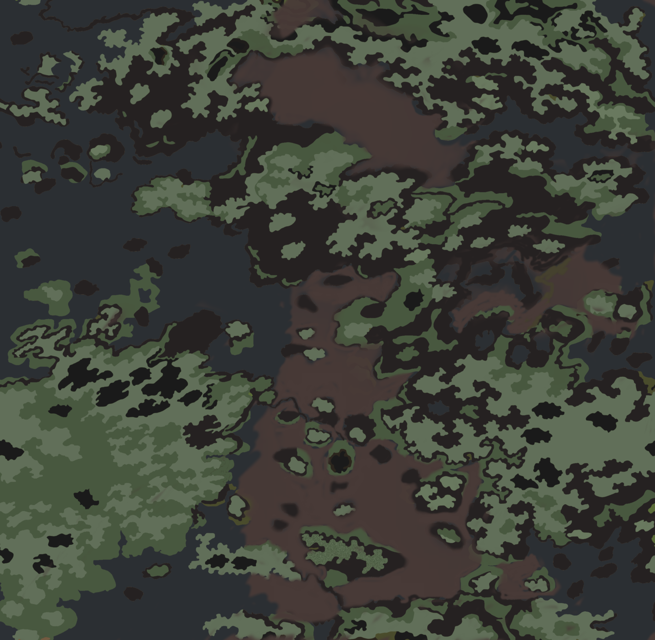 camouflaging the chimera