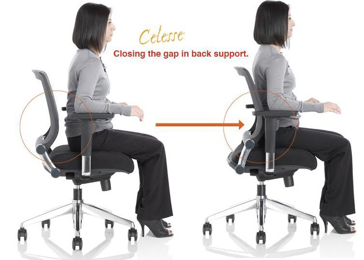 Cool best office chair with lumbar support 29 in small for Your inspiration at home back office