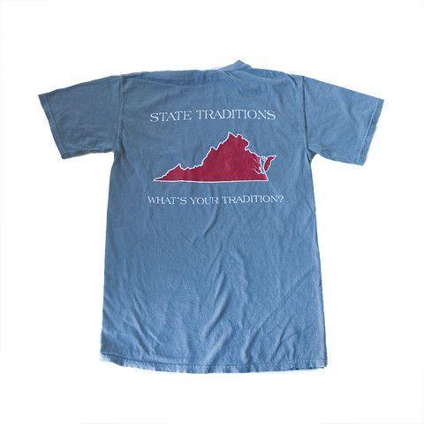 Virginia Farmville Gameday T-Shirt Grey