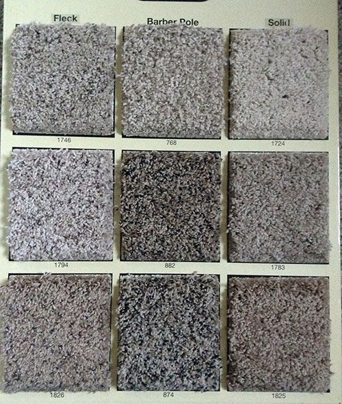 We Like This Style Carpet. A Lightish Gray/brown