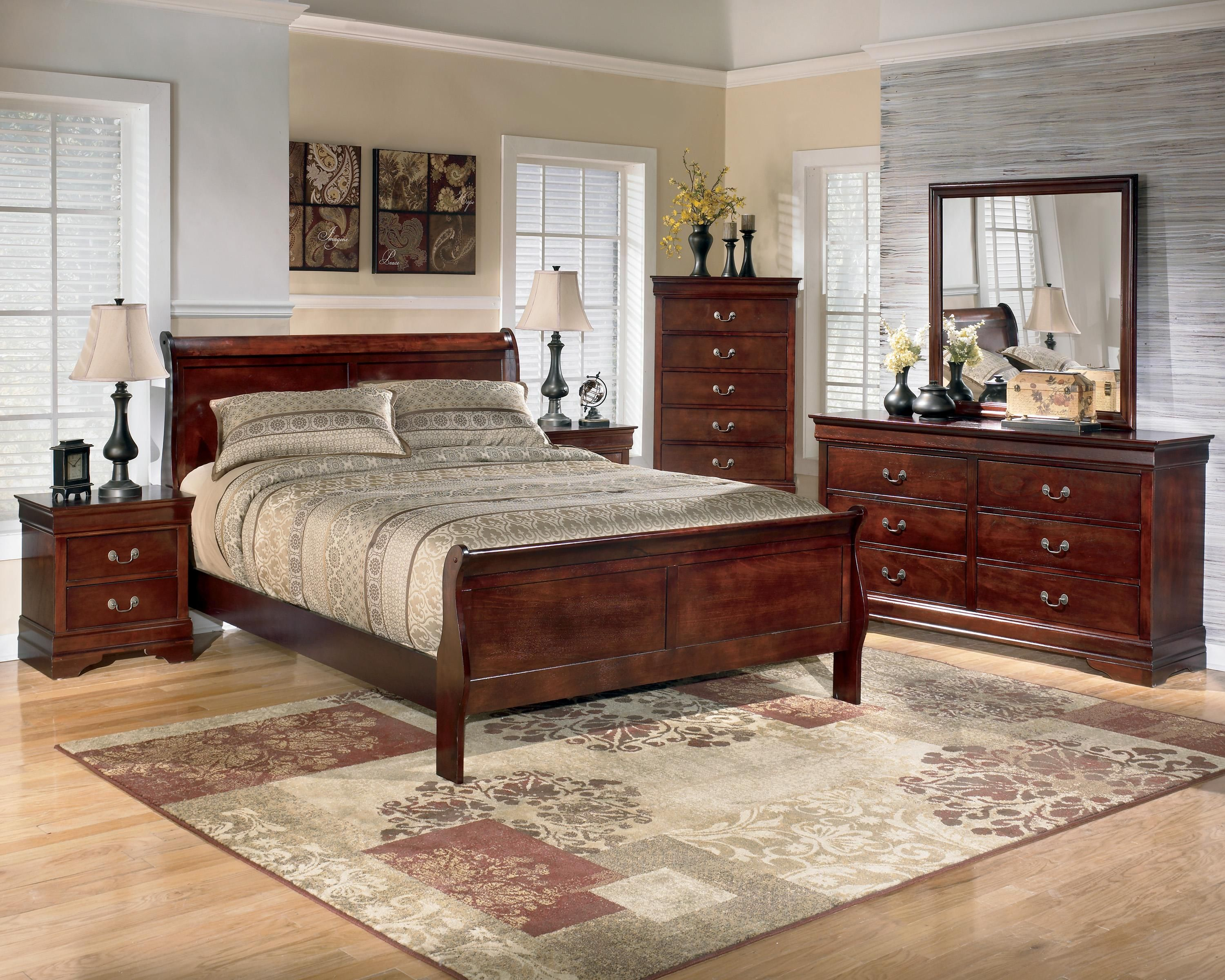 Alisdair 3 Piece Queen Bedroom Group By Signature Design By Ashley