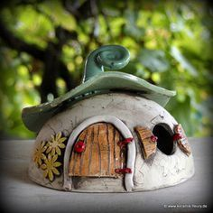 Windlicht   FLEURY   Kreative Keramik Für Haus Und Garten