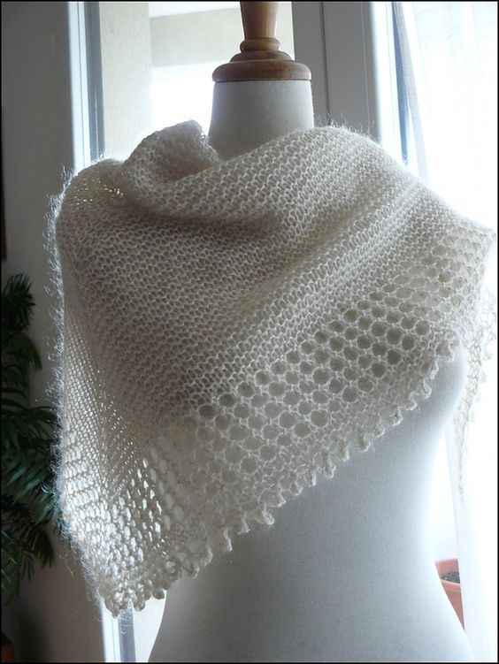 Ravelry: Mousseux pattern by Organdi Bidouille | Projects to Knit ...