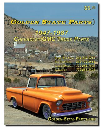 Chevy Gmc Truck Parts At Golden State Parts Chevy Trucks Truck