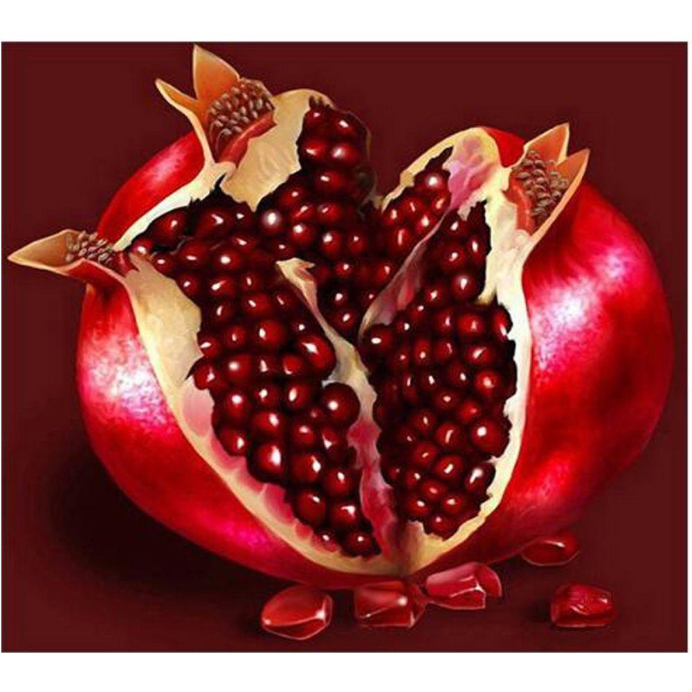 Pin By Roxana Velazquez On Art In 2020 Pomegranate Art Fruit Painting Fruit Art