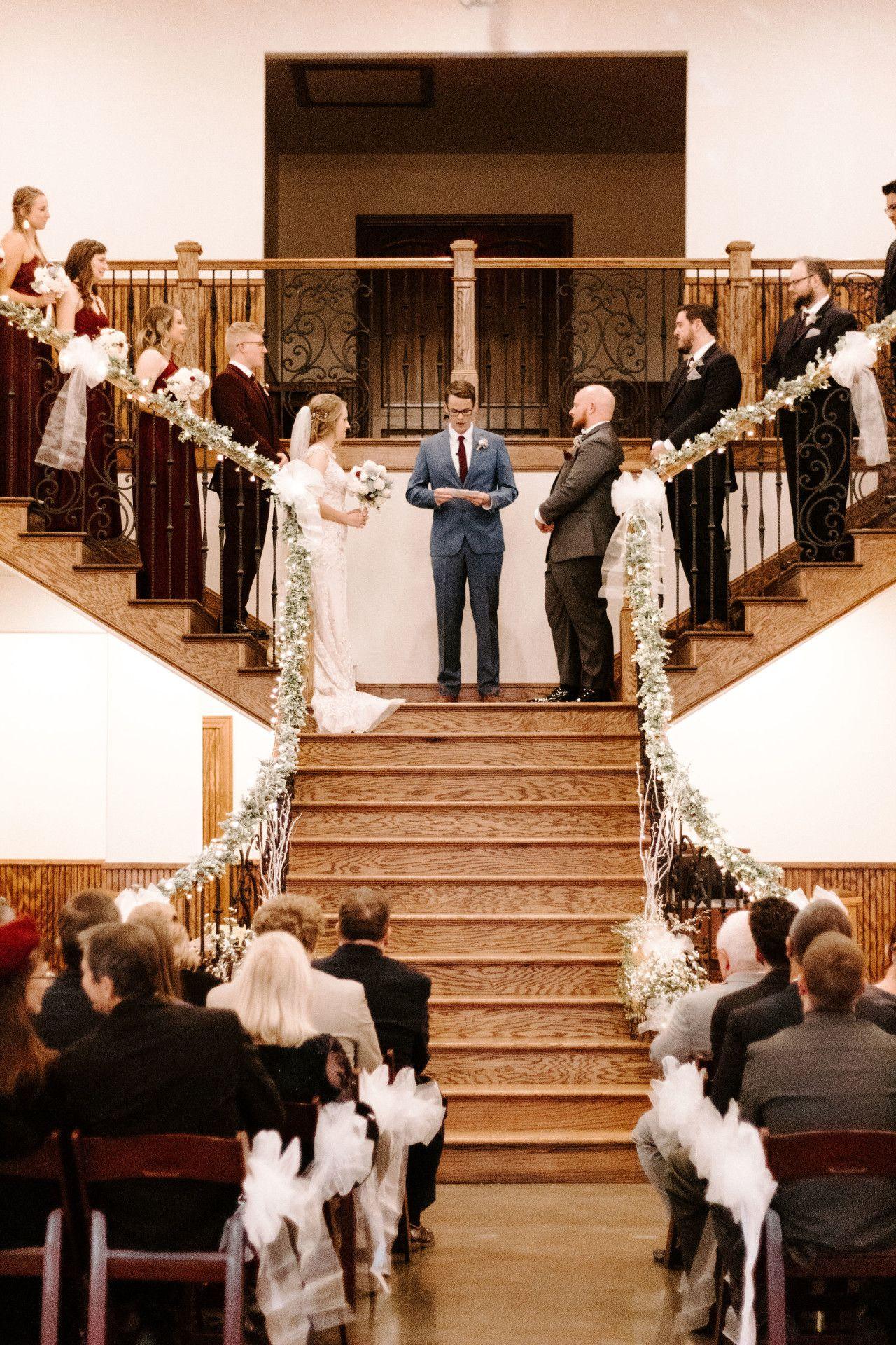 Tuscany Hill Wedding Ceremony & Reception Hall Dallas