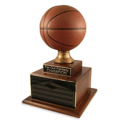Perpetual Deluxe Basketball Trophy Basketball Trophies Basketball Trophy