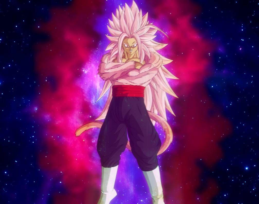 Ssj5 Rose Black Goku By Lordaries06 Goku Black Goku Dragon Ball Super Goku