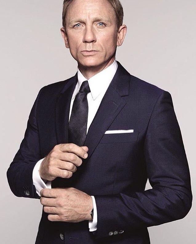 Tom Ford Bond 007 In 2020 James Bond Suit Daniel Craig