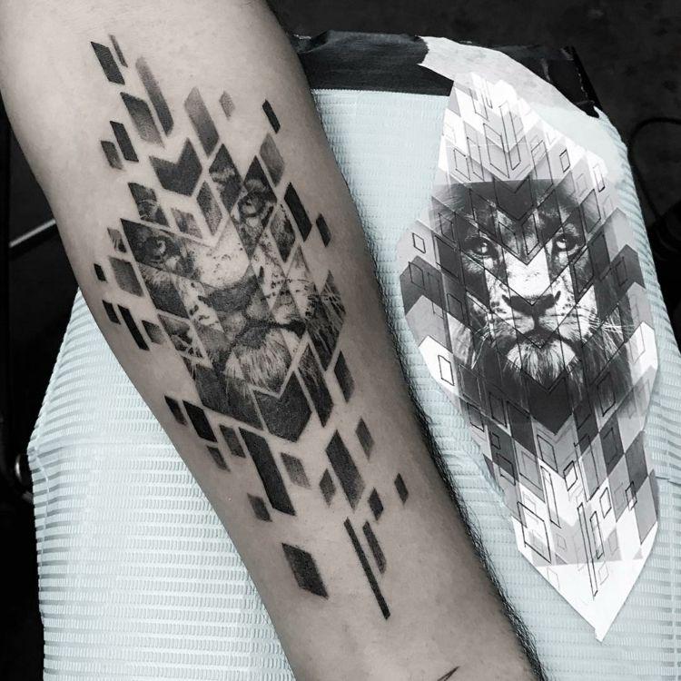Photo of Löwen Tattoo – Tolle Ideen für Frauen und Männer finden Sie hier!