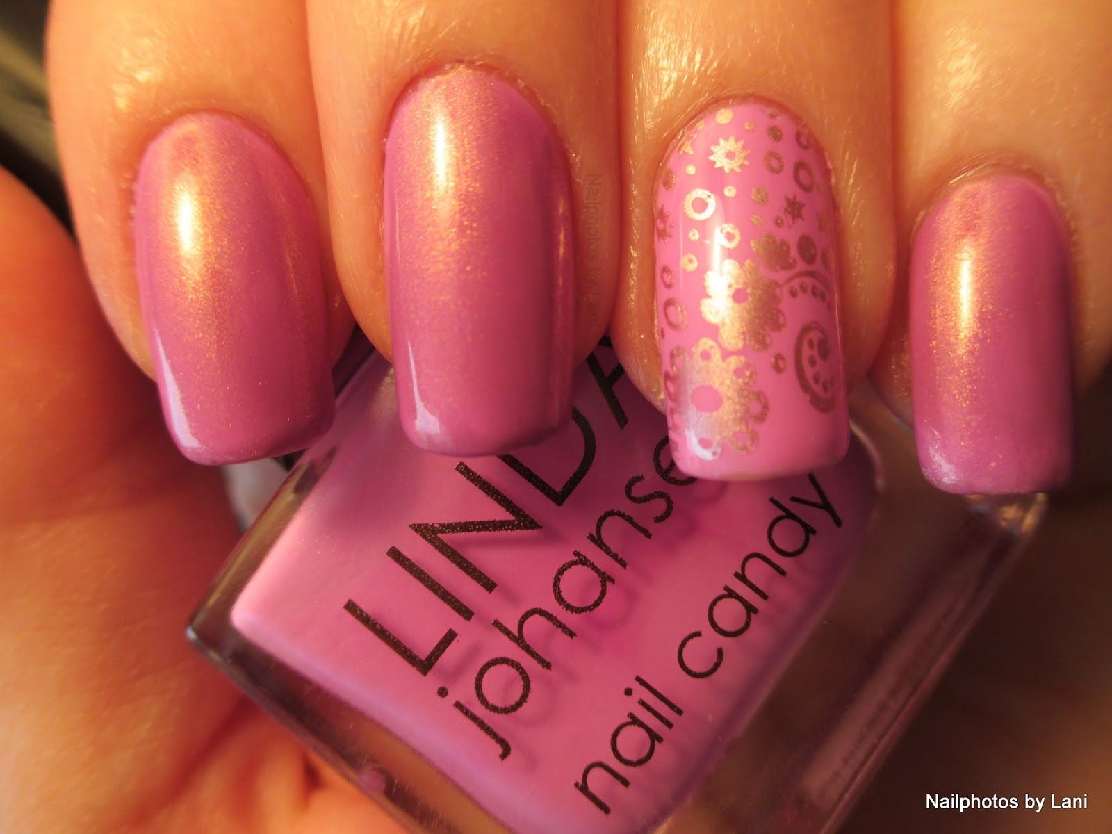 Polish Challenge: LILAC. Lilac Lilly, Zara and Infinity Nails stamping