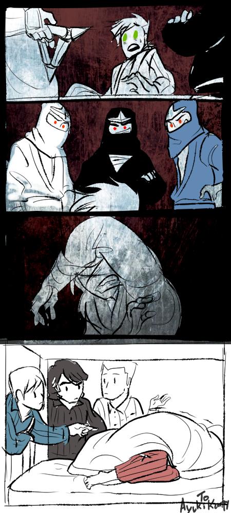 to. Ayuki Karpy by Baekim.deviantart.com on @deviantART <<< I would call it: Kai's bad dreams