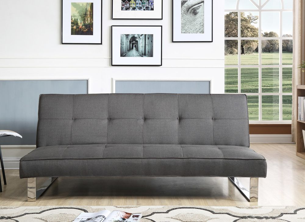 loft charcoal sofa bed ikea klippan 4 seater cover rey dreams appartments pinterest and