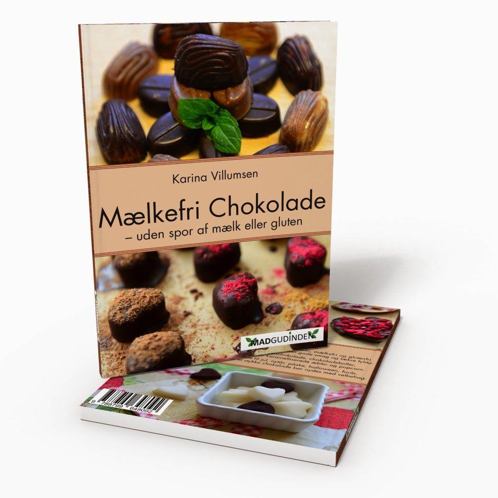 Madgudinden: Mælkefri Chokolade bog