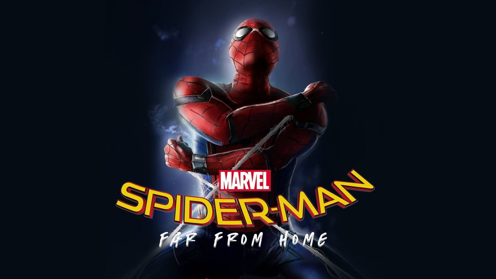 Wallpapers SpiderMan Far From Home Best Movie Poster