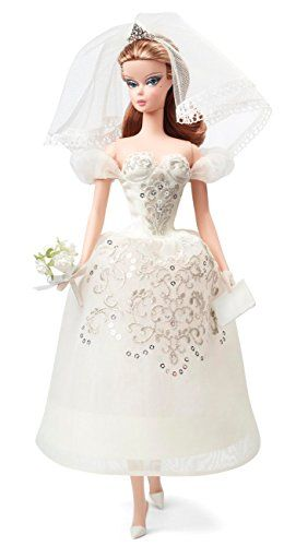 Mattel Barbie BCP83 - Puppe Collector Bride Dress Mattel ... http://www.amazon.de/dp/B00GRMJKLA/ref=cm_sw_r_pi_dp_PHngxb17V999E