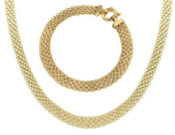 Carissima Gold 9ct White Gold Black Pearl Snake Chain Bracelet of 18cm/7 bfiVHpv2i