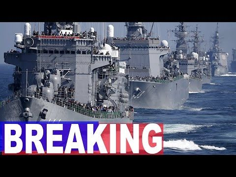 BREAKING: Japan Sends Warships With 'Surprise' For U S