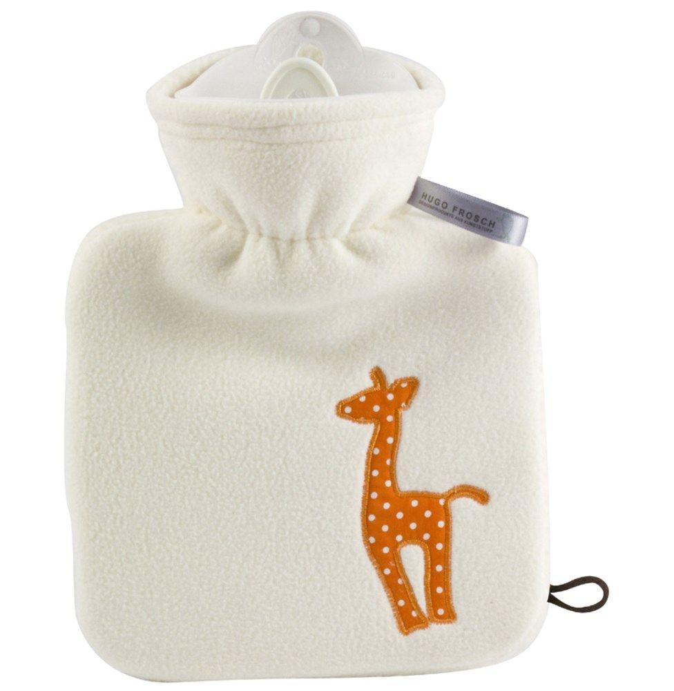 Reer Kinderwarmflasche Safari 0 6 Liter Warmflasche Jetzt Online Kaufen Windeln De Hot Water Bottle Cover Giraffe Hot Water Bottle