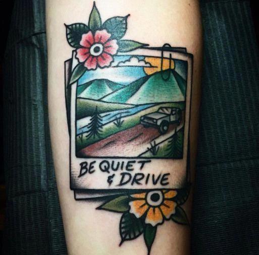 half sleeve tattoos gallery