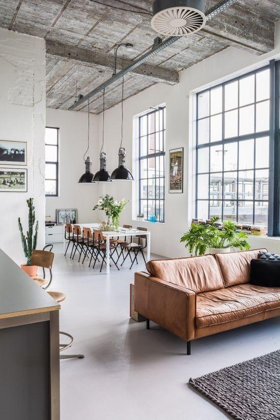 Tips voor een modern industri le woonkamer blog for Woonkamer lamp modern