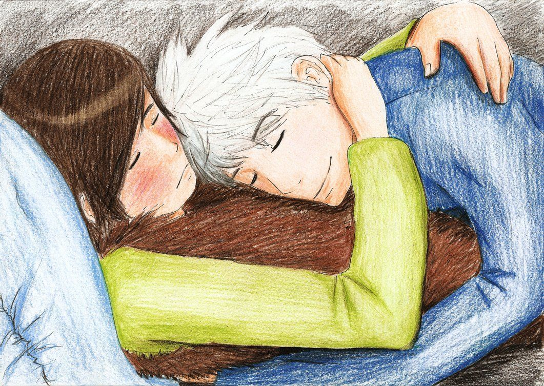 jack frost and hiccup | deviantART: More Like HiJack [Jack Frost x Hiccup] by ~akane3196