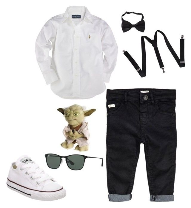 """Sem título #3190"" by jottaeme ❤ liked on Polyvore featuring Ralph Lauren, River Island, Converse and Ray-Ban"